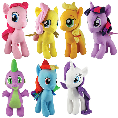My Little Pony Toy Collection
