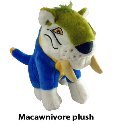 The Croods Macawnivore Plush Doll Figure